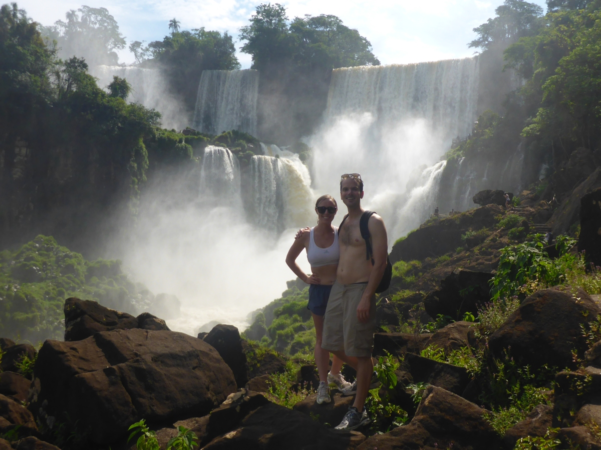 Iguazu Falls – Part Two