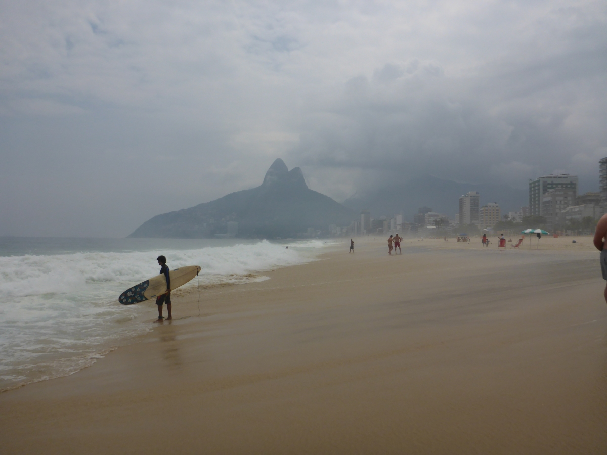 … Rio again!
