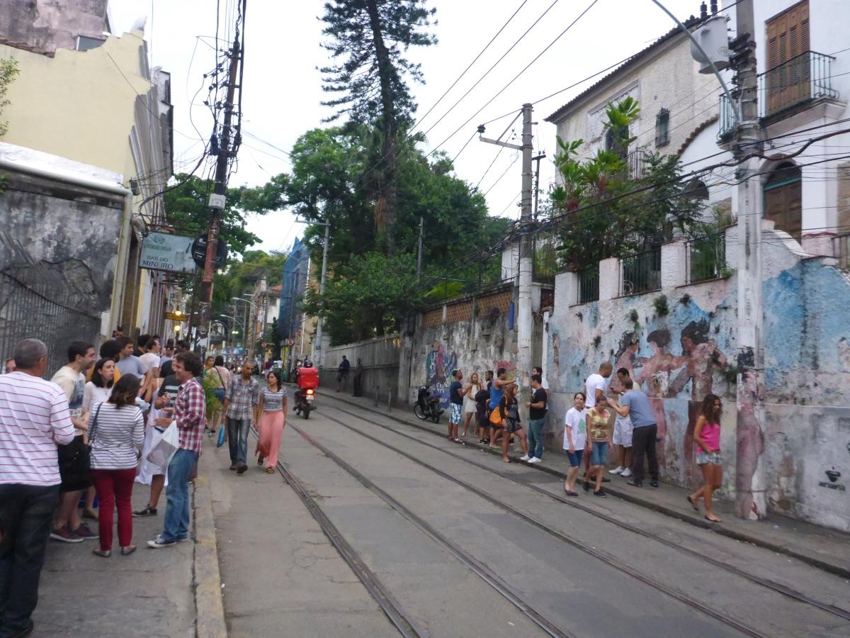 Rio Again…