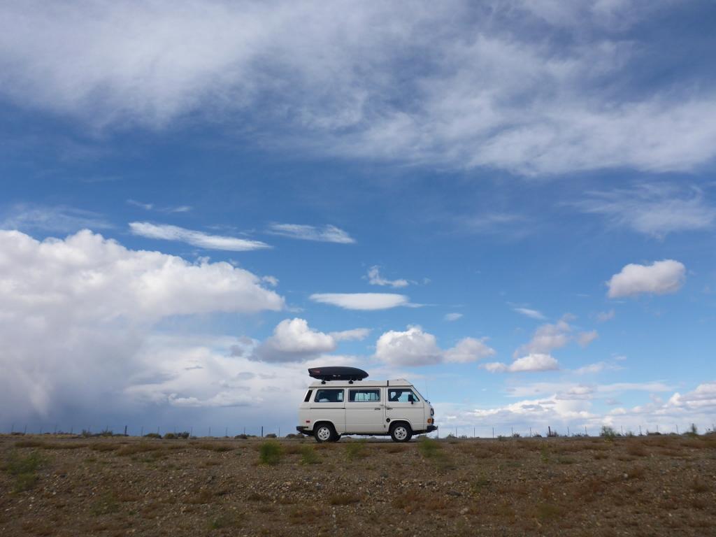 Cruising the ArgentinianPampas