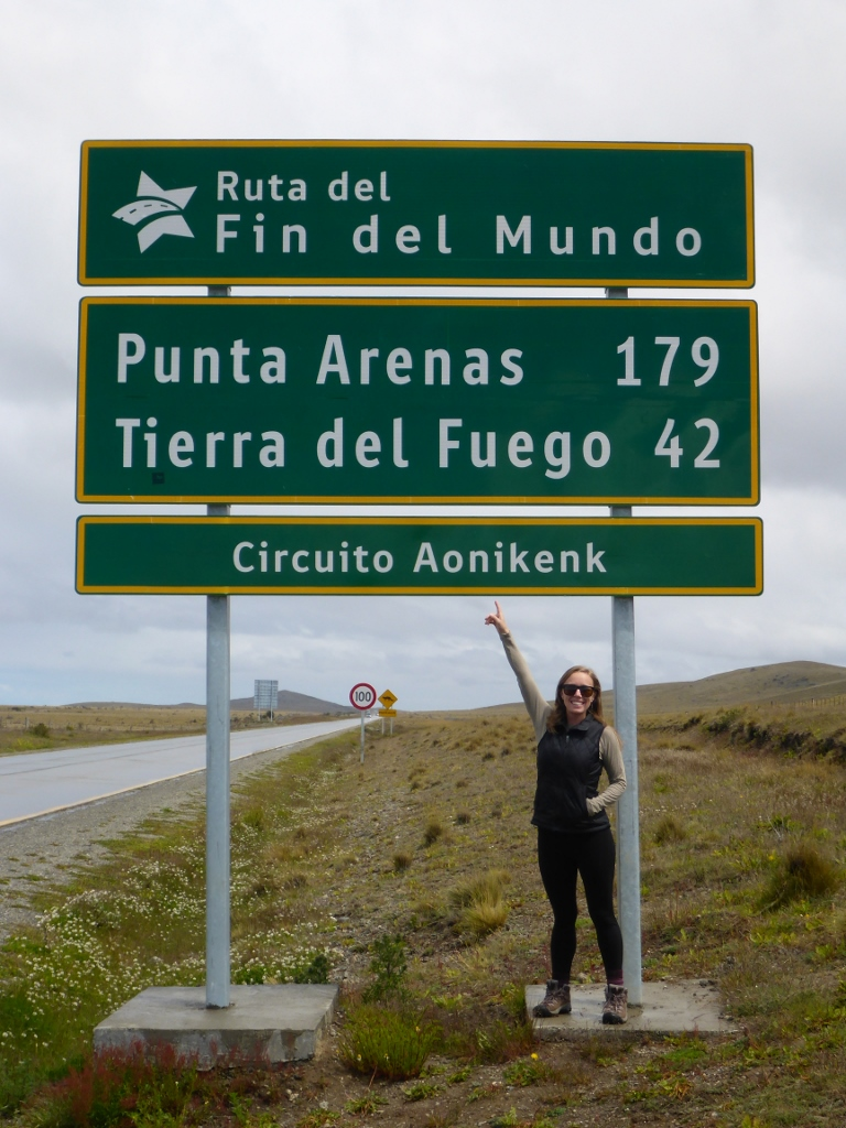 Journey to Tierra del Fuego