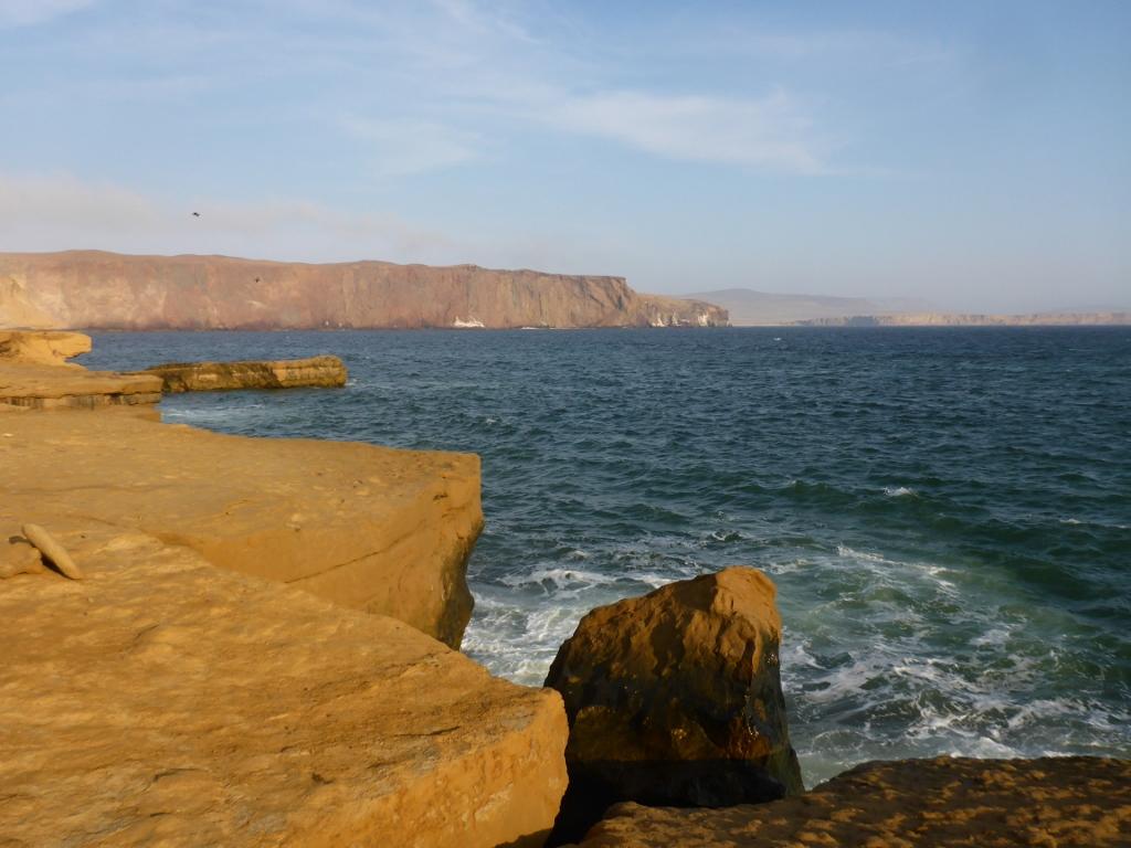 Nazca, Paracas andLima